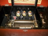 Victorian 10 Tune Music Box - one of many music boxes - click for more details