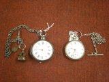 Many Pocket Watches