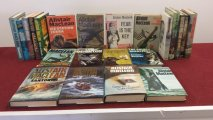 Collection of 1st Editions inc Alistair MacLean