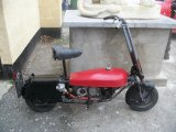 Brockhouse Corgi Motorbike 1950′s - click for more
