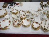 Collections of Royal Albert Old Country Rose
