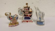 Royal Worcester Candle Snuffers Est £100-£200