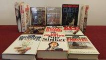Collection of 1st Editions inc Len Deighton