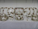 Many Collections of Old Country Rose and other Sets