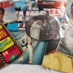 Many collections of Elvis