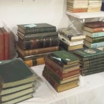 Many Antiquarian, late 19th C and early 20th C lots