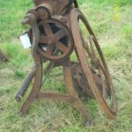 Antique farming item (3)