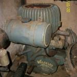 Wolsely engine