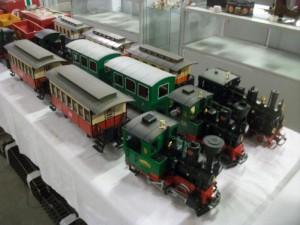 A Lehmann LGB 'G' Gauge Garden Railway Layout – 2013