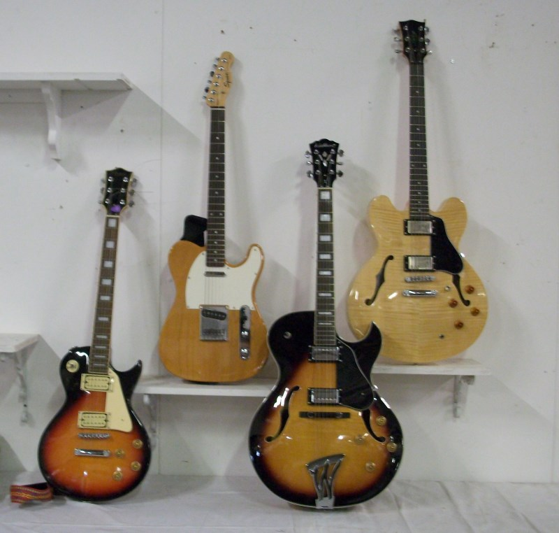 C F Martin & Co and Other Fine Guitars