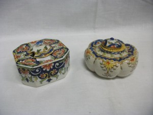 18th/19th Delft Pottery Adds Colour to Unique Auctions – 2013
