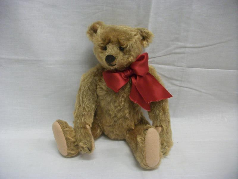 Rare Early 1907/1908 Steiff and Others Bears Arrive – 2013