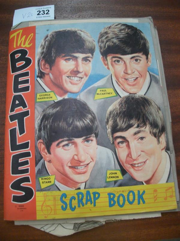 Unique The Beatles Scrapbook – 2013