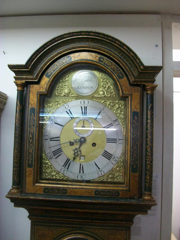 Fine Clocks including Dent Inclined Plane Clock – 2013