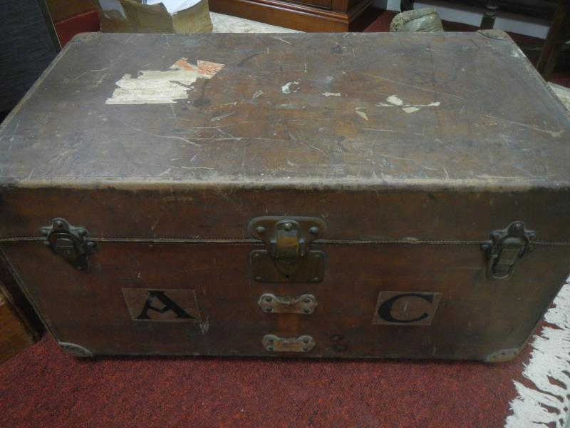 Another Louis Vuitton Trunk Arrives at Unique Auctions – 2013