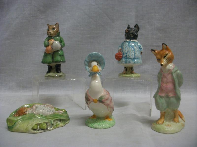 Beatrix Potter Collection Arrives – 2013