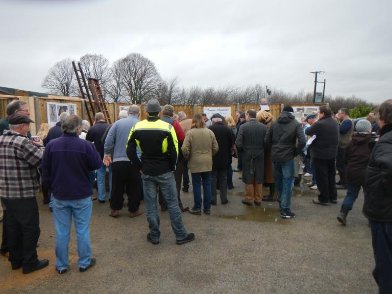 New Wednesday Auction is an Amazing Success 2014