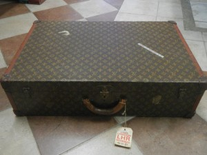 Louis Vuitton Monogramed Suitcase – 2014