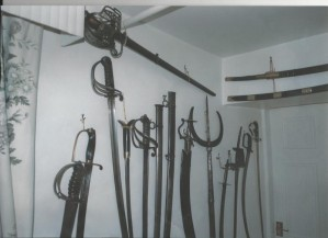 18th & 19th C Weapons Collection from Private Collector 2014