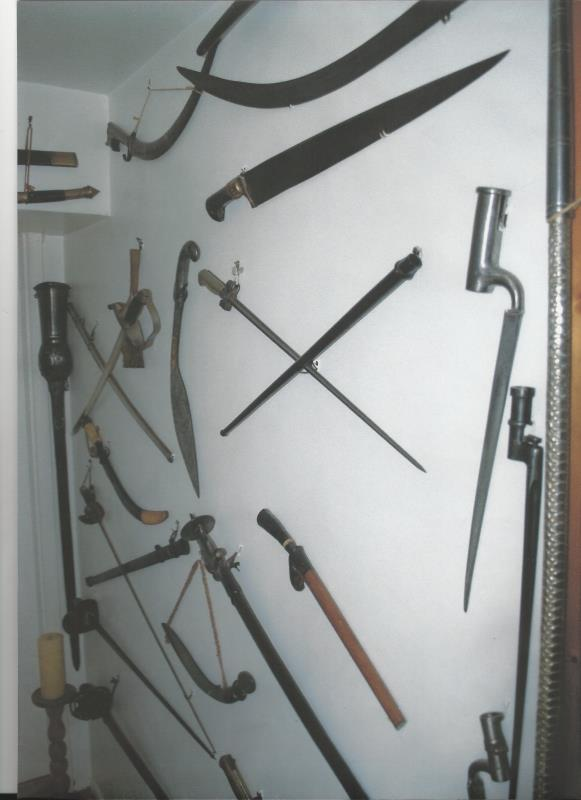 18th Amp 19th C Weapons Collection From Private Collector