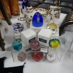 Large Collection of Caithness Glass Paperweights