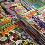 Massive Collection of Comics & Graphic Novels