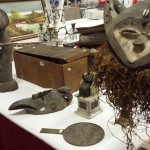 Interesting collection of Asian and Ethnic items at Antiques auction