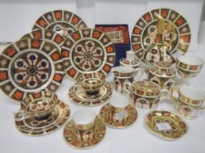 Royal Crown Derby Old Imari at Unique Auctions