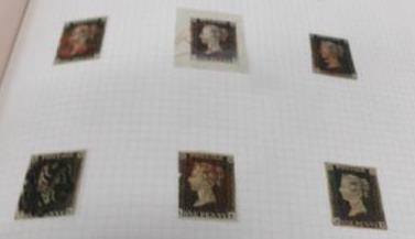 Stamps Collection sells for £13,000
