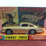 Boxed Matchbox & Corgi Collection including Green Hornet and James Bond
