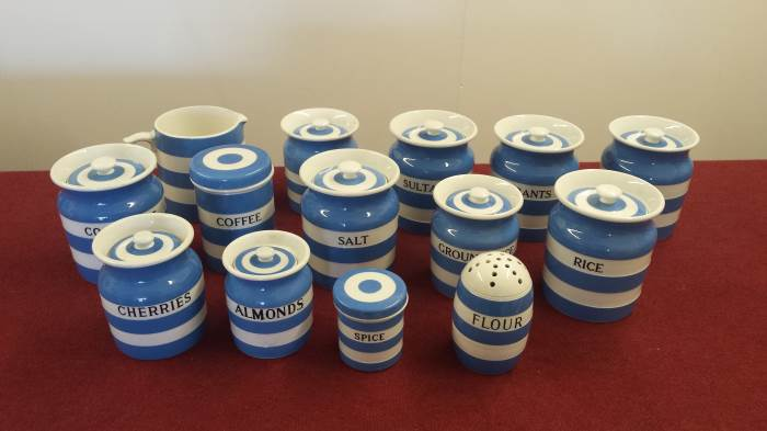 T G Green Cornishware Collection
