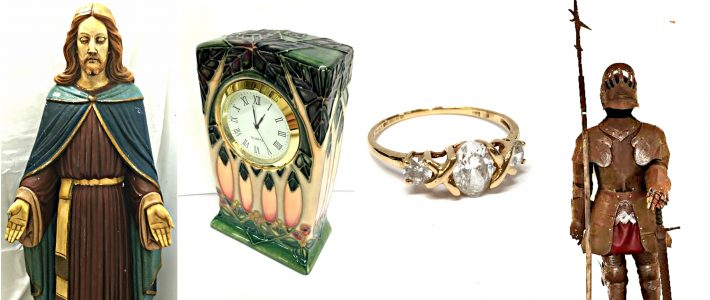 Antiques & Collectors Auction 27th & 28th August