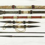 Interesting Collection of Tribal Weapons