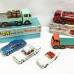 Dinky and Corgi at September Auction