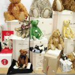 Steiff Teddy Bears Collection at Unique