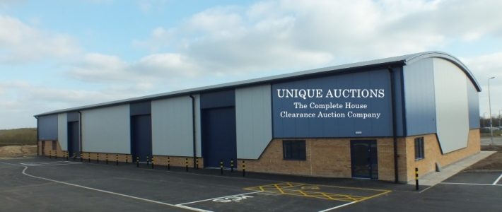 Unique Auctions Are Moving Exciting New Premises Opening In November