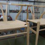 Carl Hansen Danish wishbone chairs and Danish furniture