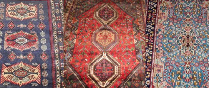 Rugs for New Years Day Auction