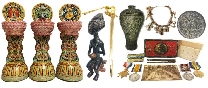 Antiques & Collectors Auction 28th and 29th January