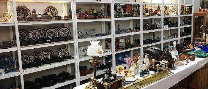 Antiques, Furniture & Collectables Auction 18th January