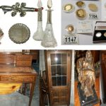 Antiques, Collectors & Silver Auction 25th and 26th February