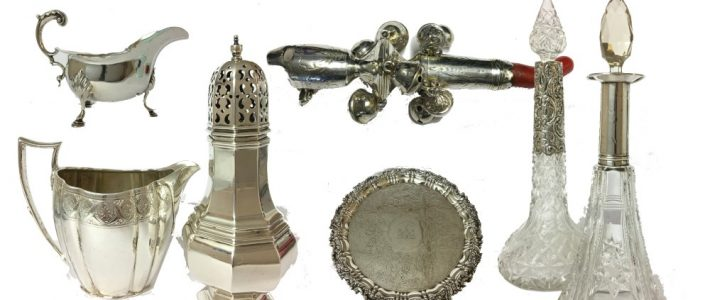 Over 100 lots of Silver at February auction