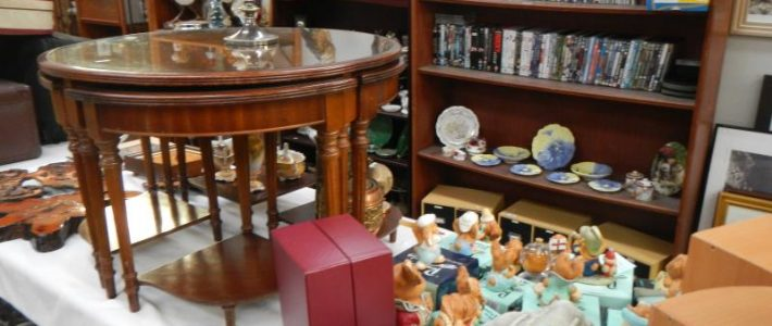 Antiques, General & Collectables Auction 1st March