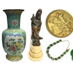 Oriental, Antiques, Silver & Jewellery 5th April 2017