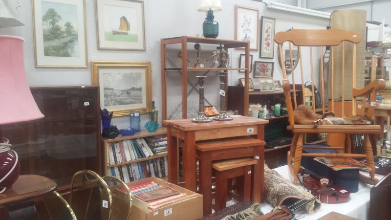 Antiques, Collectors & General Auction