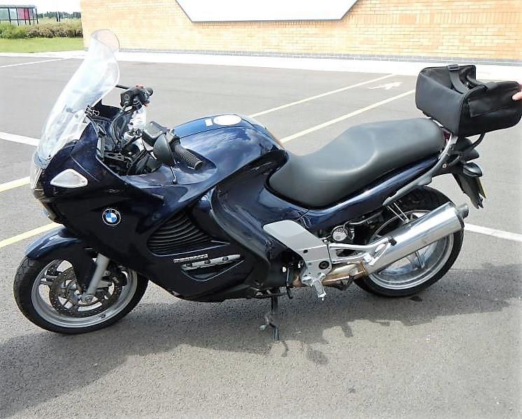 BMW K1200GT Motorbike