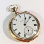An Elgin pocketwatch