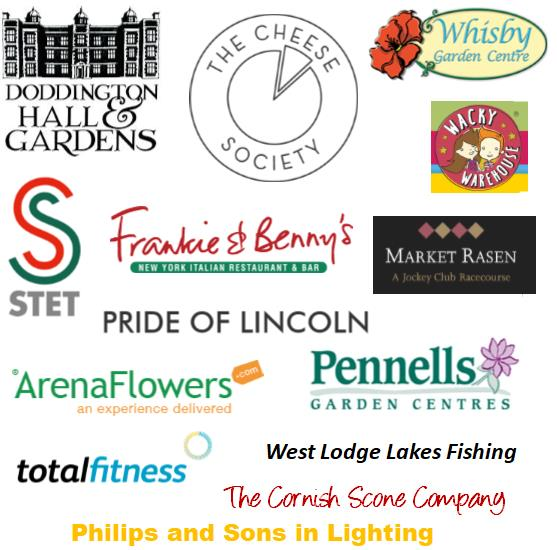 charity open day 2017 sponsors