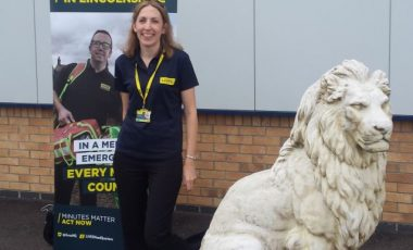 Lincolnshire Lives First Responders