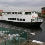 The Teesside Princess Leisure Cruiser to be sold at auction 28th August